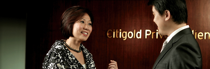 Global Banking Services - Citigold Private Client Service